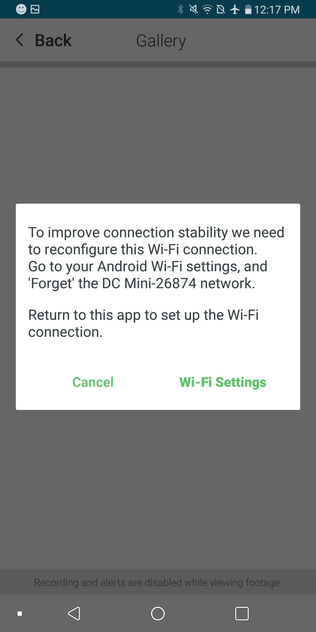 How to Reconfigure a Wi-Fi Connection and Forget the Network