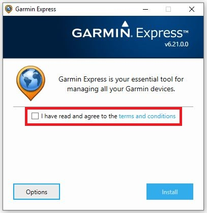 TÉLÉCHARGER GARMIN EXPRESS 6.7.0.0