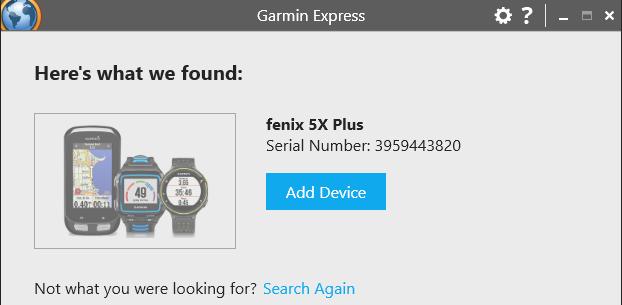 How to Install Software Updates my Garmin fenix 5 Plus