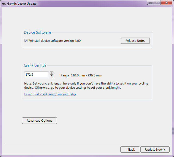 Garmin Update Software >> Vector Software Mismatch Error Message Garmin Support