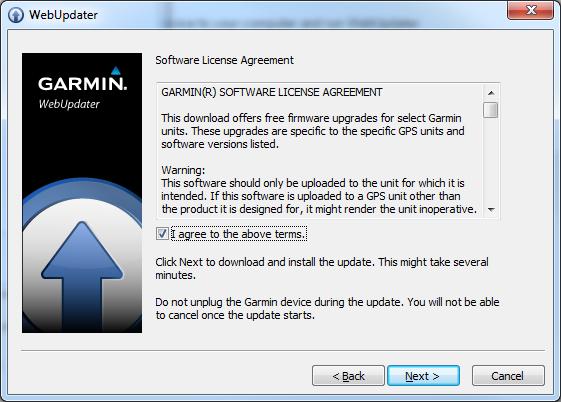Garmin Update Software >> Installing Software Updates To Outdoor Handhelds Garmin