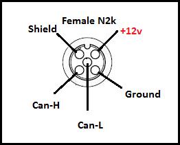 NMEA 2000 Troubleshooting   Garmin Support Garmin Nmea Wiring Schematic on