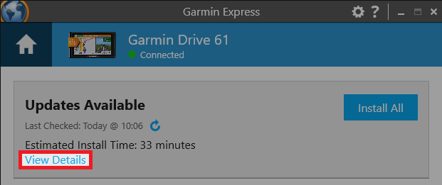Updating Automotive Maps and Software with Garmin Express | Garmin ...