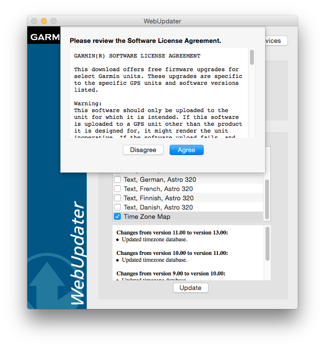 Installing Software Updates to Outdoor Handhelds | GPSMAP