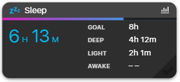 Sleep Statistics Not Displaying in Garmin Connect | Garmin Support
