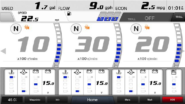 Displaying Engine Data on a Garmin Chartplotter | Garmin Support