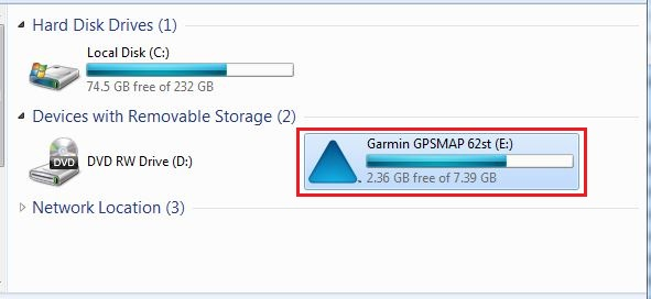 Garmin Device not Detected by BaseCamp on Windows   Garmin