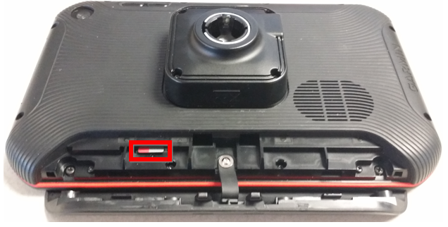 Adding A Sd Memory Card For The Camera Or Device On A Dezlcam 785 Or Camper Rv 785 Garmin Support