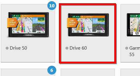 c3bf05b205 Scegli un dispositivo con un aggiornamento mappa disponibile. 4. Seleziona  Opzioni mappa. 5. Installa su PC