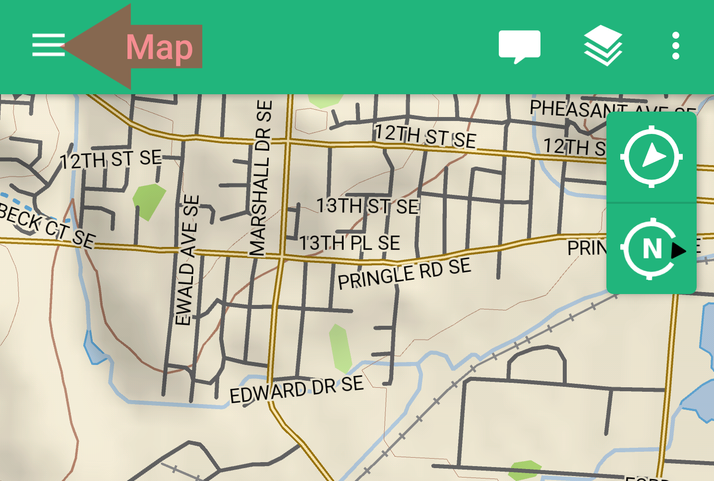Requesting Weather Forecasts With The Earthmate Android App Garmin