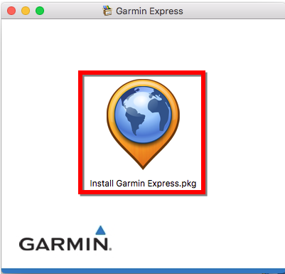 Garmin Express Fails to Complete the
