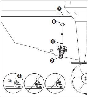 Installing a Transom Mount Transducer | Garmin Support